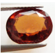 100% natural unheated untreated ceylon hessonite garnet gomedh certified 5.20cts