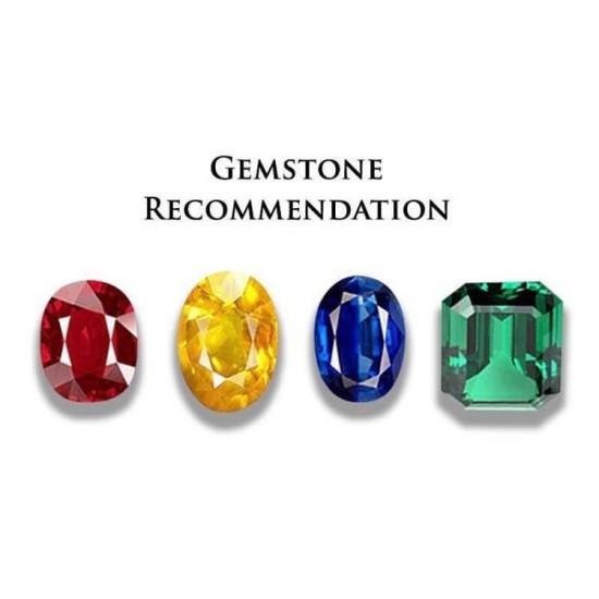 Premium Gemstone Recommendation by Specialist Astrologer