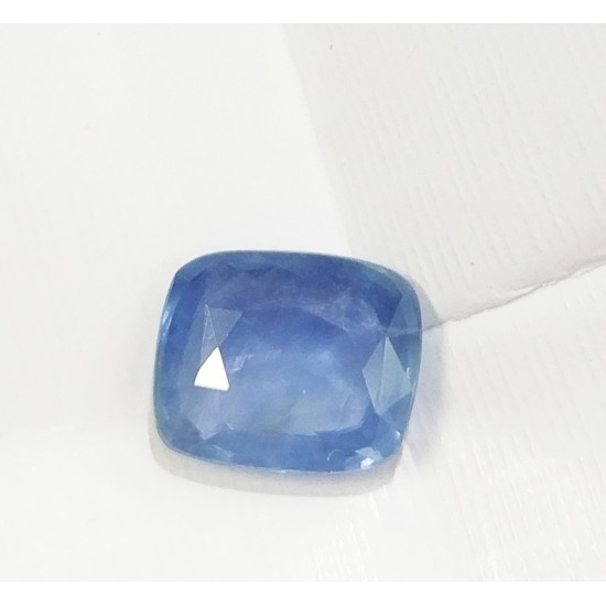 4.97cts 5.25 Ratti Natural Blue Sapphire Ceylon Unheated Premium Quality