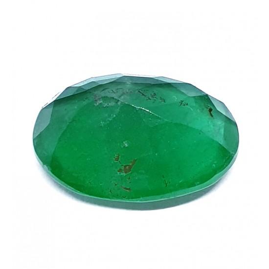 4.75ct Royal Green Certified Natural Brazil Emerald Premium Gemstone 5.25 ratti