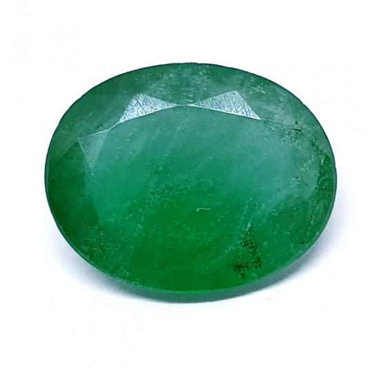 5.40ct Royal Green Natural Brazil Emerald Premium Certified Gemstone 6 ratti