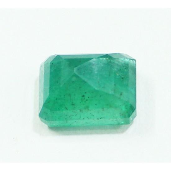5.85ct 6ratti certified natural zambian emerald panna Finest quality