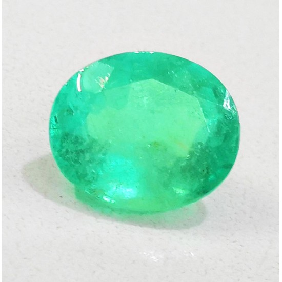 4.94ct 5.25ratti Certified Natural Colombian Emerald Premium Quality