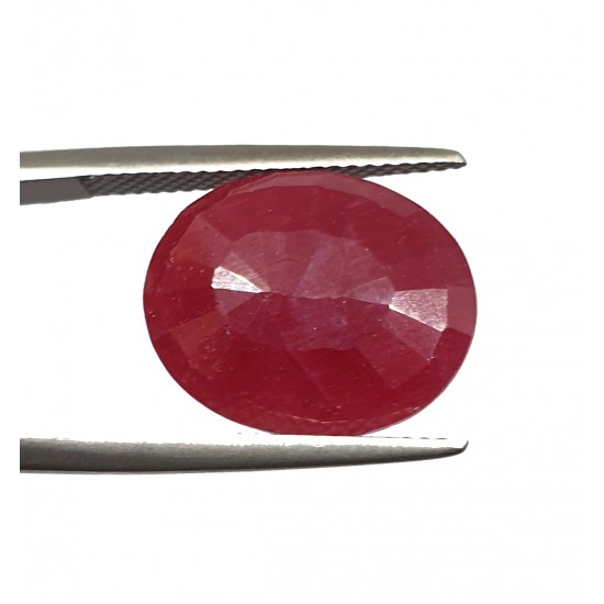 11.20 Ct 12.25 Ratti Natural Unheated Untreated Certified Ruby Earth Mined