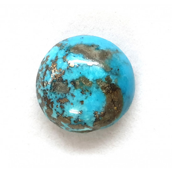 17.20ct Certified Rare Natural Turquoise Irani Firoza Stone Premium Quality