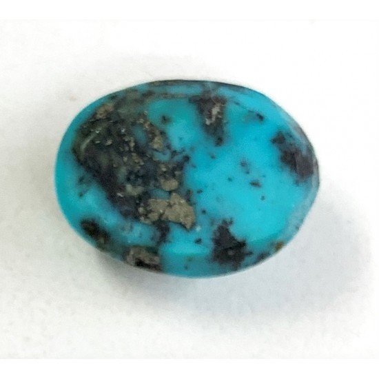 10ct Certified Rare Natural Turquoise Irani Firoza Stone Premium Quality
