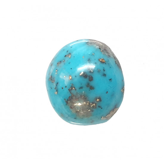 6ct Certified Rare Natural Turquoise Irani Firoza Stone Premium Quality