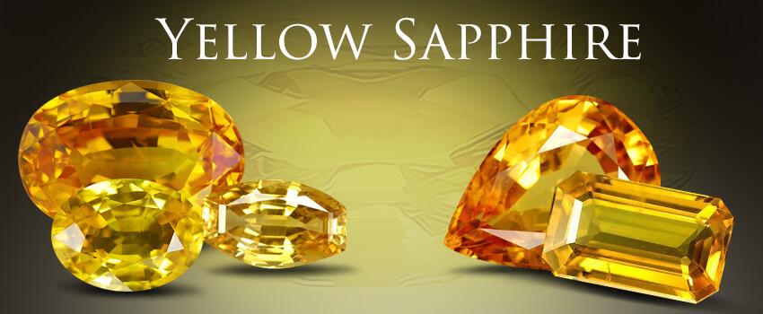 Yellow Sappphire